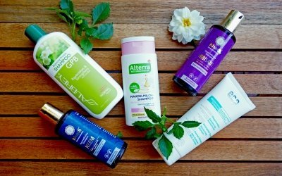 TOP milde Locken – Shampoos ohne Sulfate, Silikone, Parabene und Alkohol.