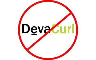 Warum du Devacurl Produkte NICHT benutzen solltest.